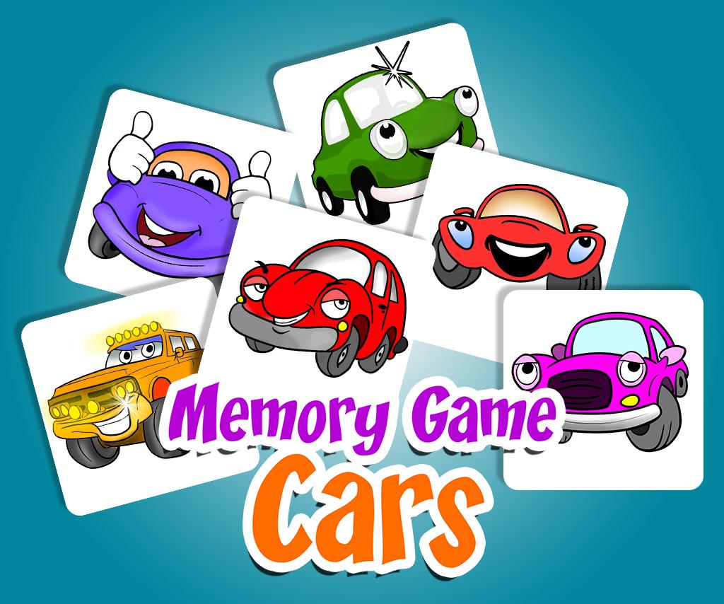 Memory Game Cars